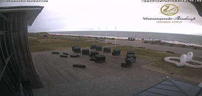 Webcam Kursaal in Wenningstedt