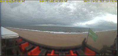 Webcam Wonnemeyer Weststrand