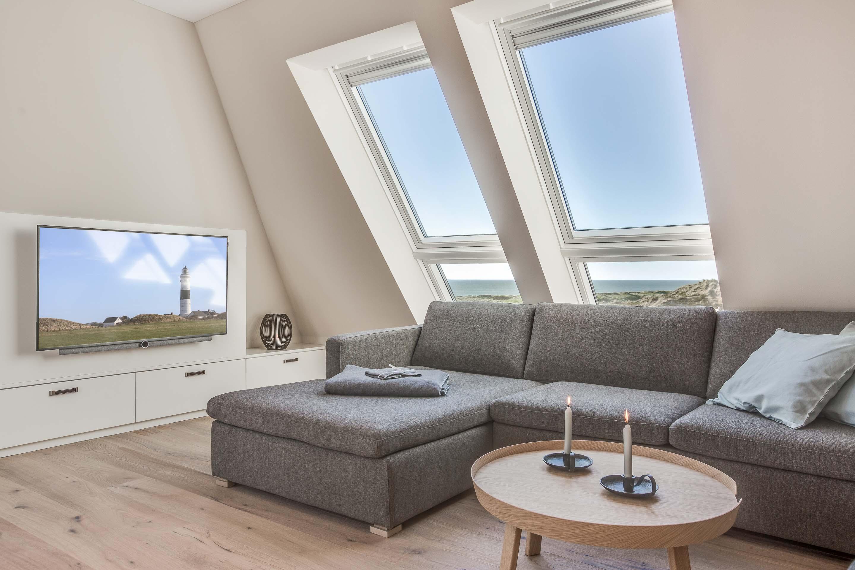 ferienwohnung strandkieker h rnum sylt 2 personen. Black Bedroom Furniture Sets. Home Design Ideas