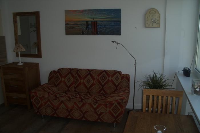 ferienwohnung neues nichtraucher studioappartement ohne tiere im zentrum von westerland. Black Bedroom Furniture Sets. Home Design Ideas